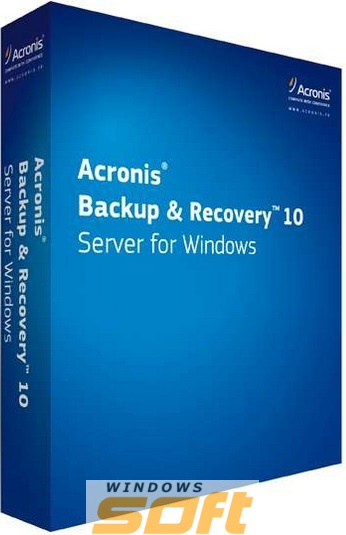 Купить Acronis Backup & Recovery 10 Advanced Server incl. AAS TIELLPRUS** по доступной цене