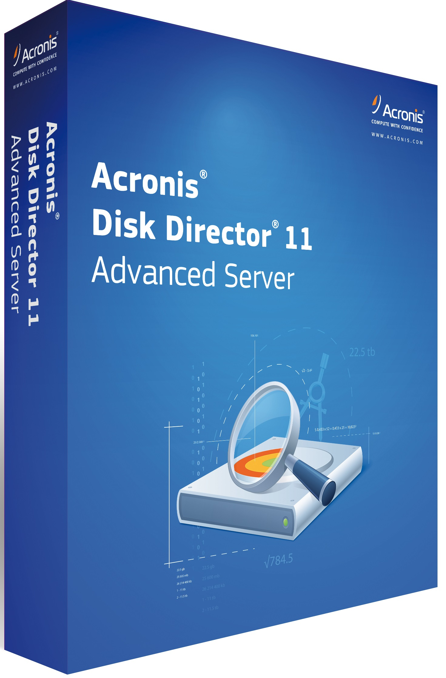 Купить Acronis Disk Director 11 Advanced Server incl. AAS ESD D1SMLS??S2? по доступной цене