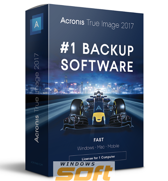 Купить Acronis True Image Subscription 1 Computer + 1 TB Acronis Cloud Storage - 1 year subscription THIZSJLOS по доступной цене
