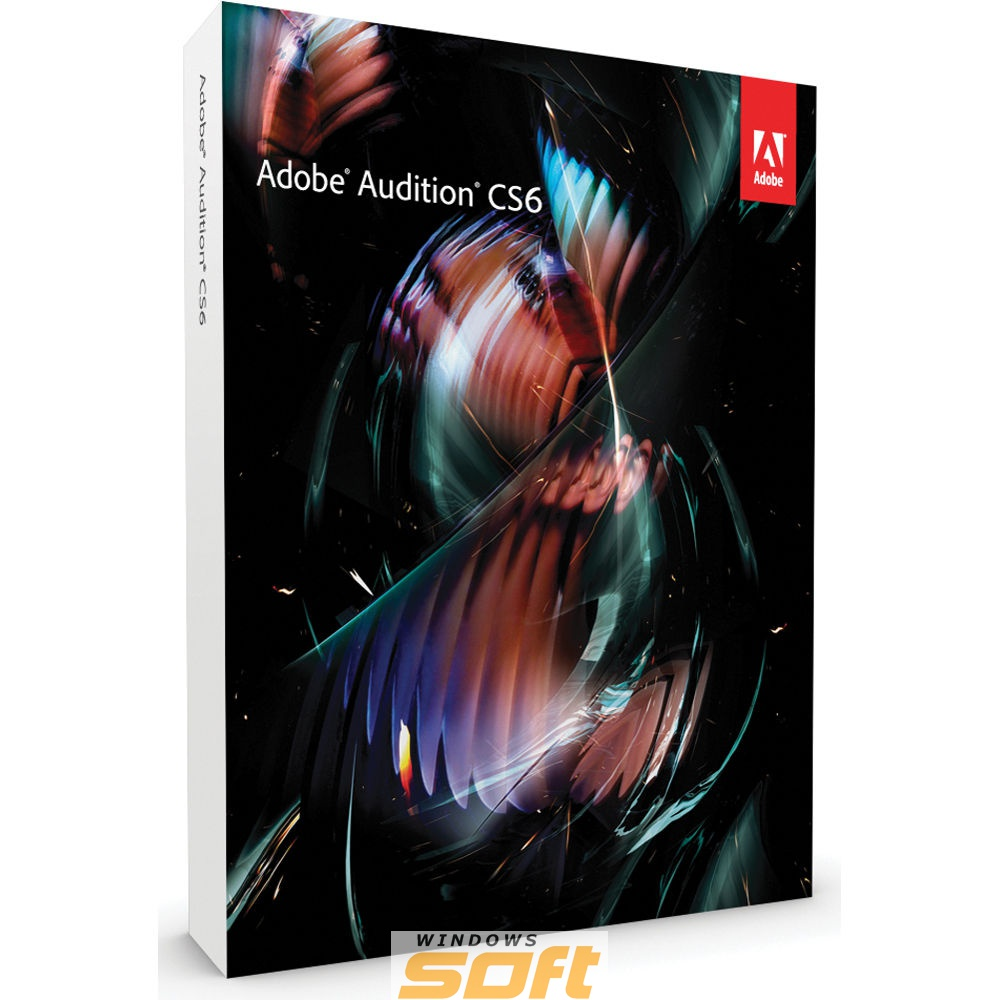Купить Adobe Audition CC ALL Multiple Platforms Multi European Languages Licensing Subscription 12 months 65270329BA0*A12 по доступной цене