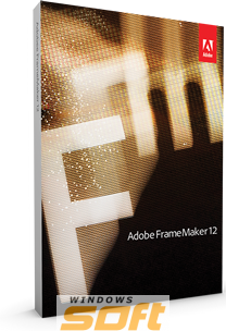 Купить Adobe FrameMaker 12 Windows International English Upgrade License TLP 65228348AD01A00 по доступной цене