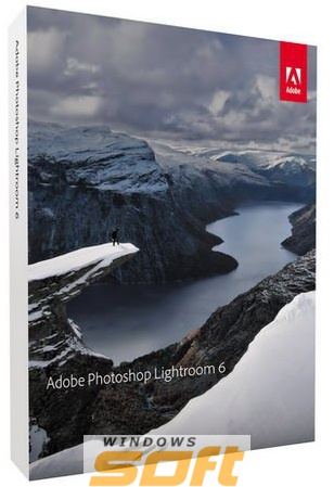 Купить Adobe Lightroom 6 Multiple Platforms International English AOO License TLP 65237534AD01A00 по доступной цене