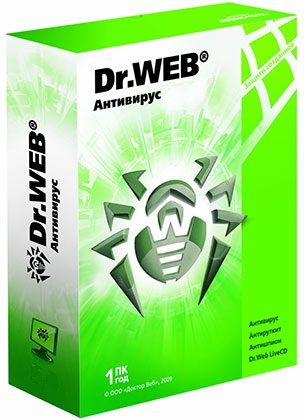 Купить Антивирус Dr.Web для Windows, Mac OS X, Linux по доступной цене 77171b90545