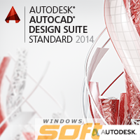 Купить Autodesk AutoCAD Design Suite - Standard 2014 Commercial New NLM USB EN 767F1-098211-1001 по доступной цене