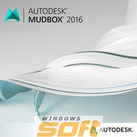 Купить Autodesk Mudbox 2016 Commercial New SLM Additional Seat Add Seat 498H1-00115C-10A1 по доступной цене