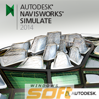 Купить Autodesk Navisworks Simulate 2014 Commercial New NLM Additional Seat Add Seat 506F1-001251-10A1 по доступной цене