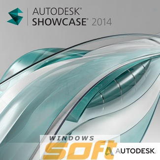 Купить Autodesk Showcase 2014 Commercial New NLM DVD MLE3 262F1-A55211-1001 по доступной цене