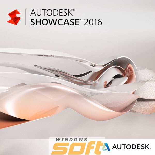 Купить Autodesk Showcase 2016 Commercial New NLM DVD G1 262H1-G15211-1001 по доступной цене