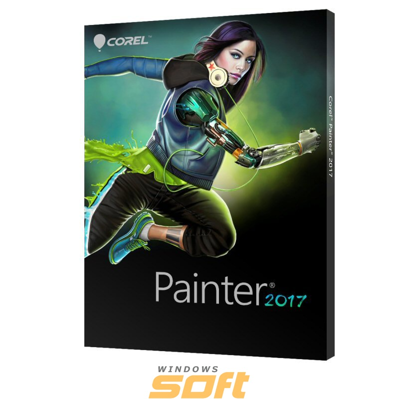 Купить Corel Painter 2017 Upgrade License Single User LCPTR2017MUGPCM1 по доступной цене