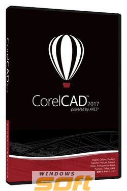 Купить CorelCAD 2017 Upgrade License PCM ML Single User LCCCAD2017PCMUG1 по доступной цене