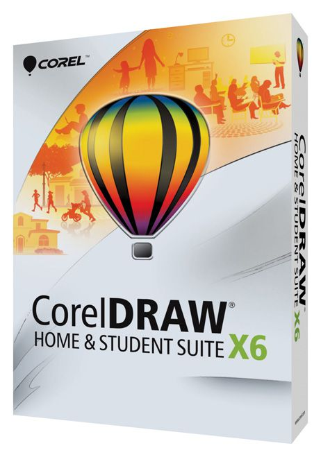 Купить CorelDRAW Home & Student Suite X6 Mini-Box English CDHSX6IEMBEU по доступной цене
