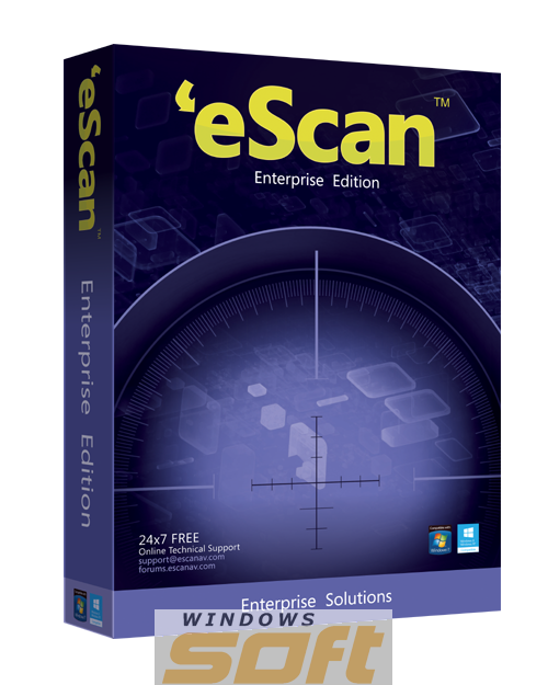Купить eScan Enterprise Edition (with Hybrid Network Support)  по доступной цене