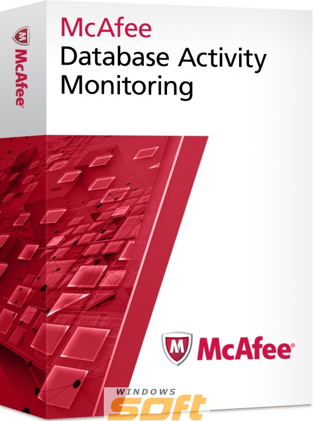 Купить McAfee Database Activity Monitoring DBMCKE-AA-*A по доступной цене