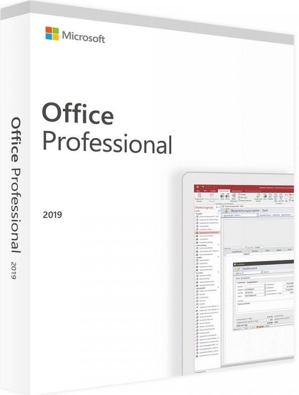 Купить Microsoft Office 2019 Профессиональный (Professional 2019) по  доступной цене 29f7eb7c5df