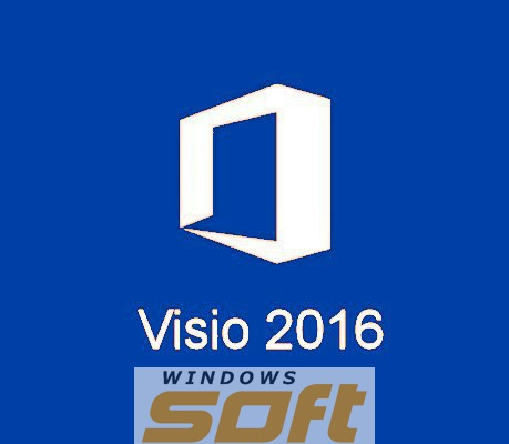 Купить Microsoft Visio Standard 2016 Windows All Languages PK Licence Online Download C2R NR D86-05549 по доступной цене