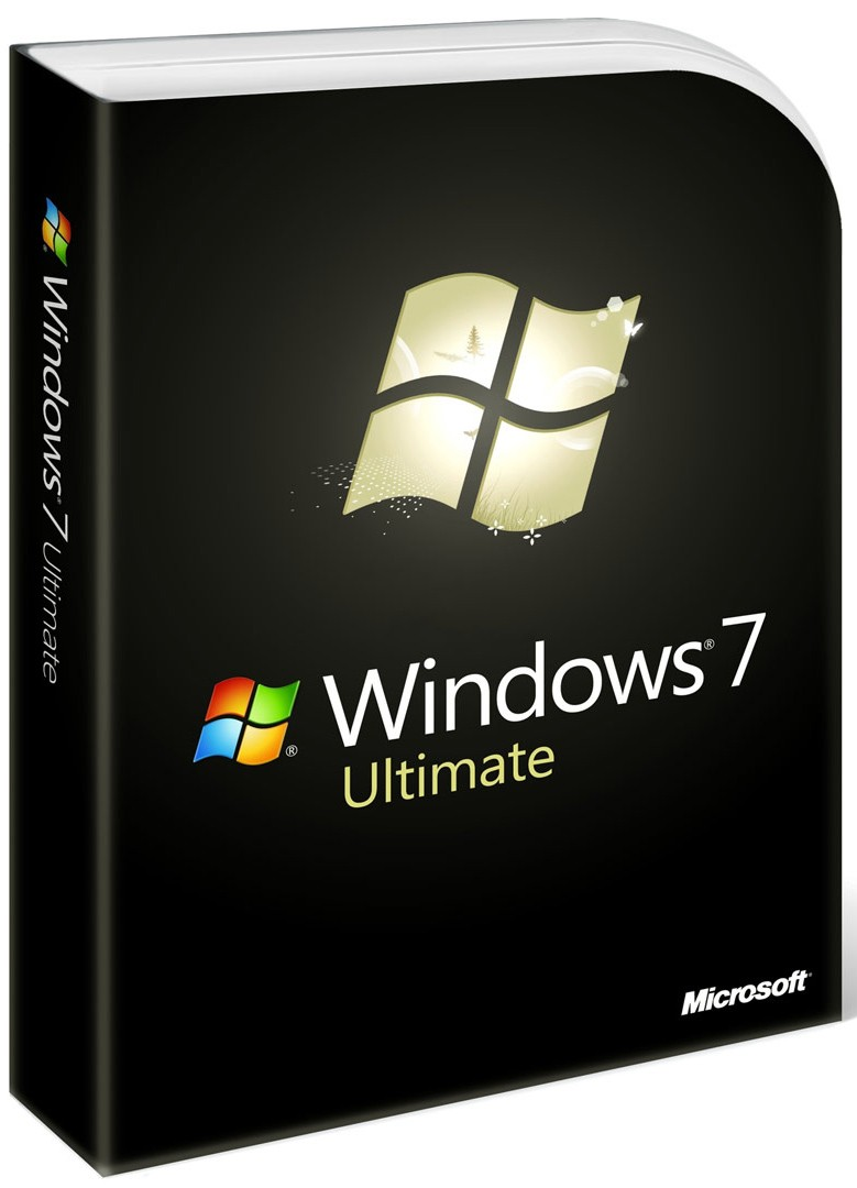 Купить Microsoft Windows 7 Ultimate English Intl non-EU/EFTA DVD GLC-00179 по доступной цене