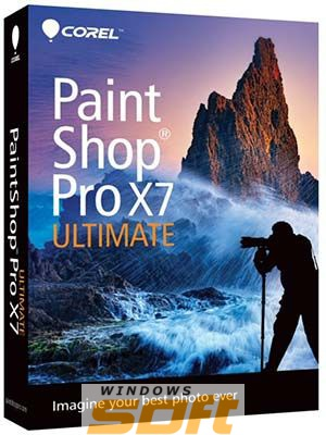 Купить PaintShop Pro X7 Classroom License 15+1 LCPSPX7MLCRA по доступной цене