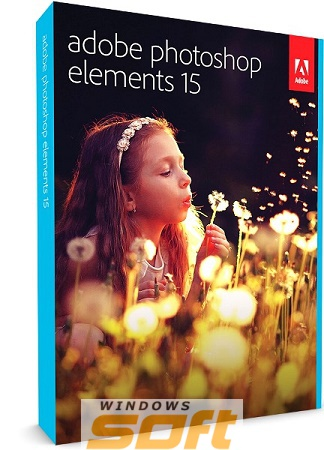 Купить Photoshop Elements 15 Windows Russian AOO License TLP 65273203AD01A00 по доступной цене