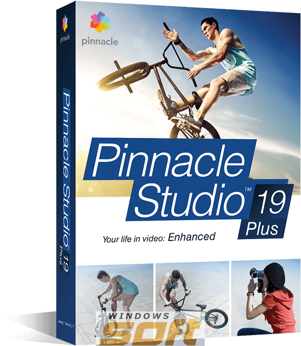 Купить Pinnacle Studio 19 Plus Corporate License  LCST19PLML* по доступной цене