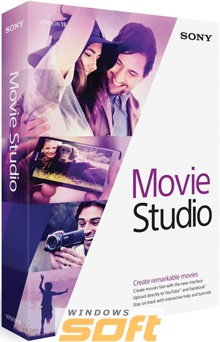 Купить Sony Movie Studio 13 Platinum - Volume License KSPMS130SL1 по доступной цене