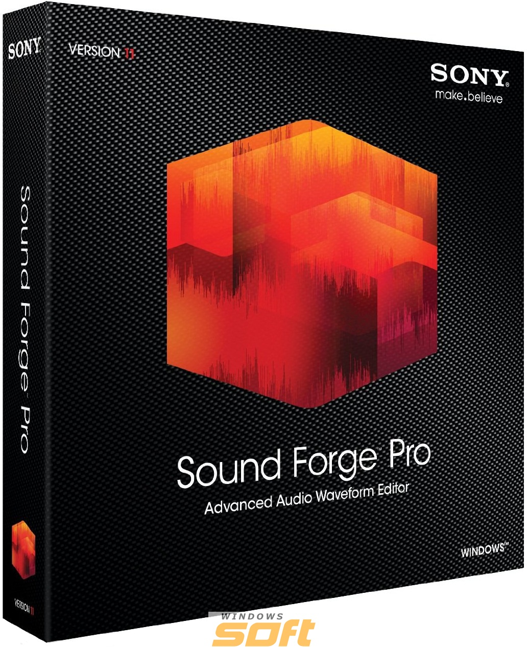 Купить Sony SoundForge 11 - Academic Volume License ASAMSM2099ESDL* по доступной цене
