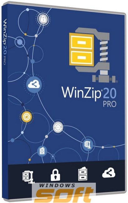 Купить WinZip 20 Professional Upgrade License ML LCWZ20PROMLUG* по доступной цене